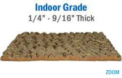 Indoor Grade Bark Siding